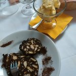 Il salame al cioccolato e il Poseidon ... mascarpone e Nutella