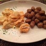 Ravioli di Zucca e Gnocchi Ossolani