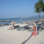 Nuevo Vallarta Beach at the Flamingo Resort
