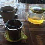 amazing elderflower tea!