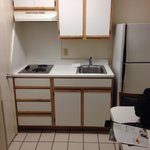Extended Stay America - San Antonio - Airport kitchen