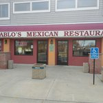 Pablos Mexican Restaurant Outside