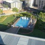 la piscine fermée a partir de 17 h