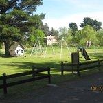 Juegos y parque