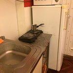 Photo de Go2 Hostel Belgrade
