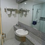 Room 631 Bathroom