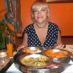 Блюда вкусные и порции большие