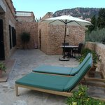 My terrasse
