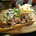 Steakwich!