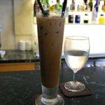 Killer Iced Vietnamese Coffee from Lobby Bar