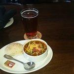 Chili soup...