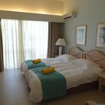Double bedroom (main hotel complex)