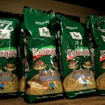 Freshly-Ground Fair Trade Coffee