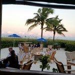 Mambo's Bar at Grill at the hotel...