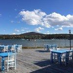 Fabulous views from restaurant