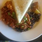 Vegan Rancheros - breakfast