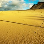 Earl morning Kirra sandblow