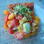 Florida Tomato Salad