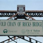 Chain of Rocks Bridge