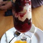Berries desert
