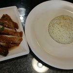 Chicken rice - simple & tasty