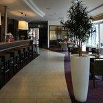 Bar and lobby