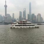 Le Shanghai des affaires vu du Bund