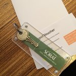 门房钥匙,让人仿佛回到了二十世纪初
