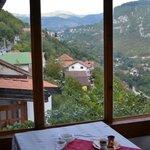 Bijela Tabija Restaurant back side
