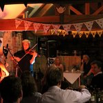 Music and Supper Evening with James Hickman and Dan Cassidy. 25th October 2014
