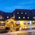 Best Western Au Cheval Blanc Mulhouse Nord Foto