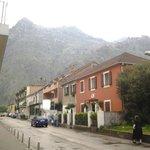 Улица, на которой располагается отель