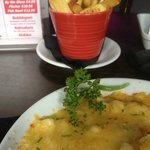 Pasta and Chips