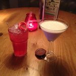 Sweet Shop and Peanut Butter Martini