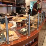 Great Selection of different types of Cakes at Rhode Island Coffee