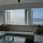 Blick auf den Zuma Beach
