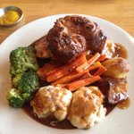 Great Sunday Lunch at  Harrison's Bistro