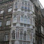 Elaborate facades