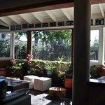 Amazin view from the livingroom area, sooo comfty
