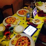 Pizza party ;)