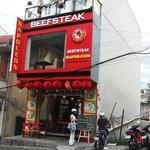 Beefsteak Napoleon