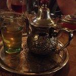 Petit thé après un couscous :)
