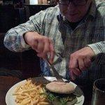 Sensationeller Burger