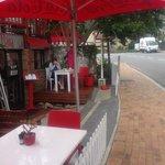 Streetside at Flava's