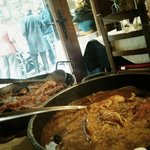 Paella y arroz caldoso :)