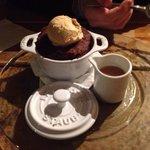 Sticky toffee pudding - mmmmmmm