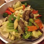 Chop suey.. Must try!