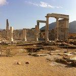 Ruins at Demeter