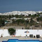 Blick auf Naxos(Hora)
