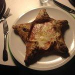 Pizza stella!! top!